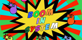 BOOM IN SYSTEM